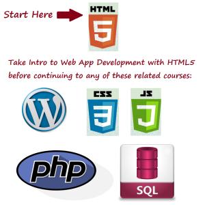 HTML-5 Course Logo